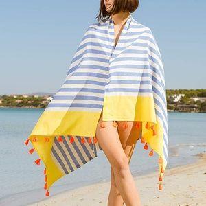 "Accessories - NEW Turkish Beach Towel (39 x 71"") - 100% Cotton"
